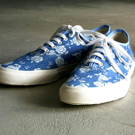 HOLLYWOOD RANCH MARKET - FLOWER DENIM SNEAKER