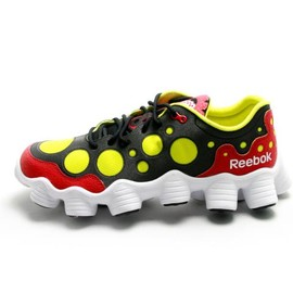 REEBOK - REEBOK ATV 19 PLUS  RED/BLACK/YELLOW/WHITE