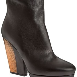 Dries Van Noten - Platform boot