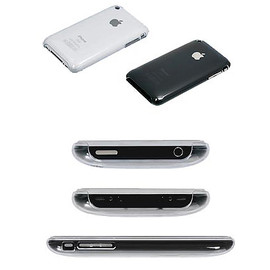 POWER SUPPORT - Airジャケットセット for iPhone 3G
