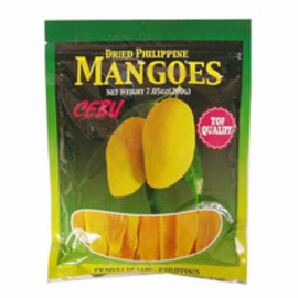 CEBU - dry mangoes