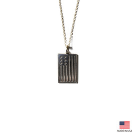 STANDARD CALIFORNIA - SD Made in USA Necklace USA Flag