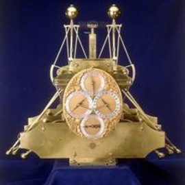 Rob Ossian's Pirate's Cove - Harrison's Marine Chronometer number 1 - H1
