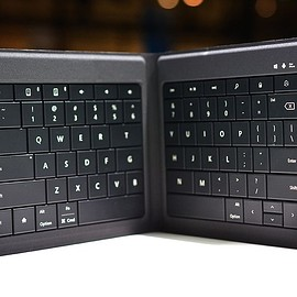 Microsoft - universal keyboard for iOS, Android, and Windows