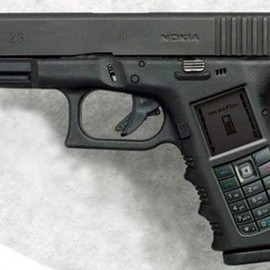Nokia - Gun Mobile Phone