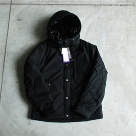 northface - THE NORTH FACE PURPLE LABEL 65/35 Mountain Short Down Parka