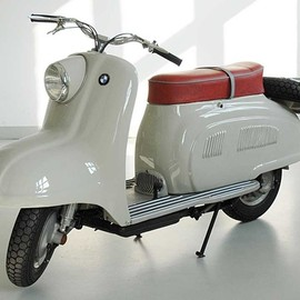 BMW - R10 scooter 1950