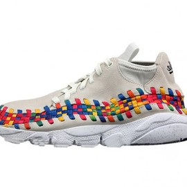 Nike - Air Footscape Woven Chukka RPM 'Rainbow' Pack
