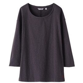 UU - W's UU Light cotton crew neck T shirt(7)+