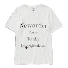 museum neu - New Order Posse V-neck T-shirt