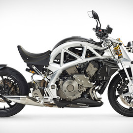 Ariel Ace Motorcycle