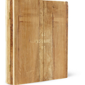 Visionaire Religion Limited Edition Hardcover Book by Ricardo Tisci in Wooden Case
