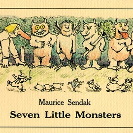 Maurice Sendak - Seven Little Monsters