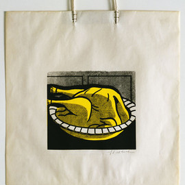 Roy Lichtenstein - Turkey Shopping Bag. 1964