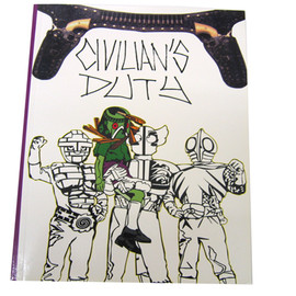 SKATE THING - Civilians Duty
