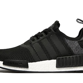 adidas - NMD R1 (Wool Heels) - Core Black/Grey/Footwear White?