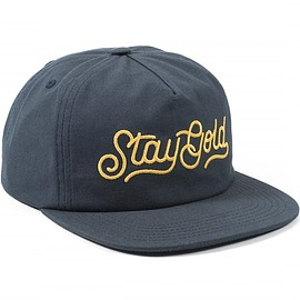 Benny Gold - STAY GOLD CANVAS UNSTRUCTURED SNAPBACK