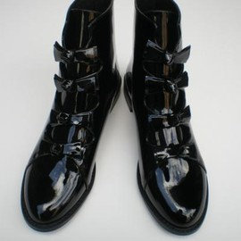 F-TROUPE - RIBBON BOOTS