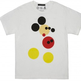 Other Criteria - Damien Hirst, Marc Jacobs — Mickey T-Shirt — White