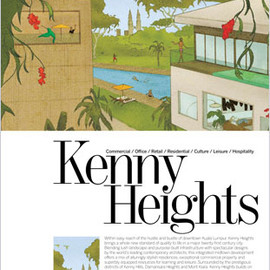 Winkreative - AD for Kenny Heights Malaysia