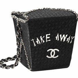 "CHANEL - ""TAKE AWAY"" Bag"