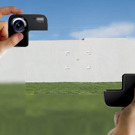 YANKO DESIGN - Air Clicker Camera