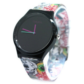 MISHKA - Logo Collage Watch