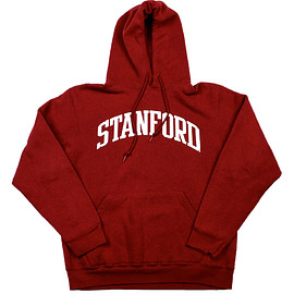 VINTAGE - Vintage 90s Stanford Hoodie Made in USA Mens Size Small