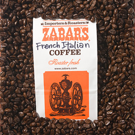 ZABAR'S - French Italian Coffee - 16oz (Kosher)