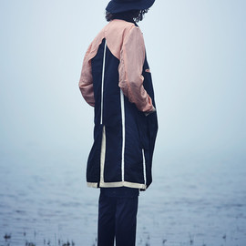 JohnUNDERCOVER - 15SS look2