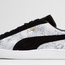 PUMA - Basket - Made In Japan (Python Collection)