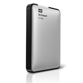 Western Digital - WD My Passport for Mac 500GB (Mac用 TimeMachine対応 / USB3.0接続) WDBGCH5000ASL-JESN