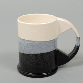 Peter Shire - Large Tri-Dipped Mug