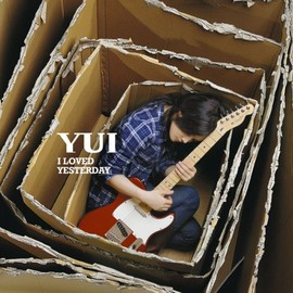YUI - I LOVED YESTERDAY(初回生産限定盤)(DVD付)