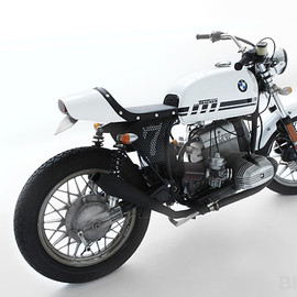 Fuel Bespoke Motorcycles - BMW R100 RS