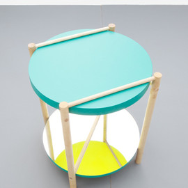 Lukas Peet - Village side table