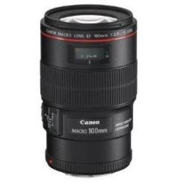 Canon - EF100mm F2.8L Macro IS USM