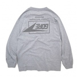 Bootleg Is Better - Keeping You Dry 3M L/S Tee H/Grey