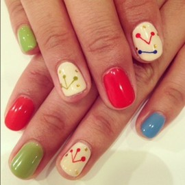 nails - atelier+LIM  hand nail