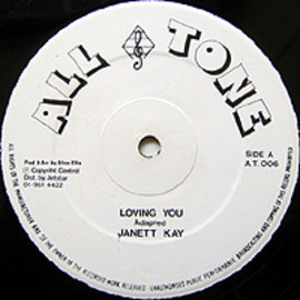 JANET KAY - LOVING YOU / All Tone