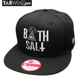YAHWEHS, New Era - BATHSALT SNAP BACK