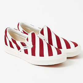FSC×VANS STRIPE SLIP ON