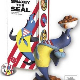 Dark Horse Comics - VINTAGE KELLOGG'S CHARACTER #3: SMAXEY THE SEAL®