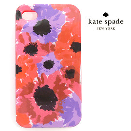 kate spade NEW YORK - iPhone cace - anemone