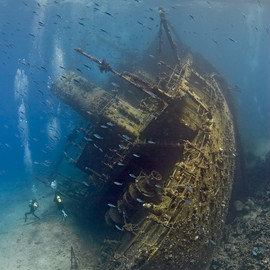 Red Sea, Egypt - 'Wreck Giannis D'