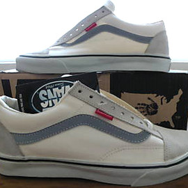 Vans x Supreme - Old School (1996)