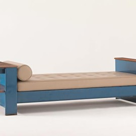 Jean Prouve - Bed model N°102, ca 1936