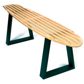 Skate Study House - LKJ Bench