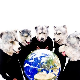 MAN WITH A MISSION - MASH UP THE WORLD