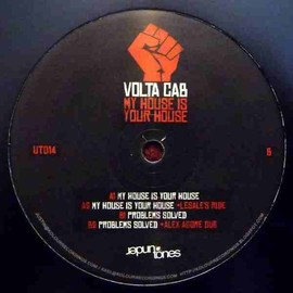 Volta Cab - My House Is Your House